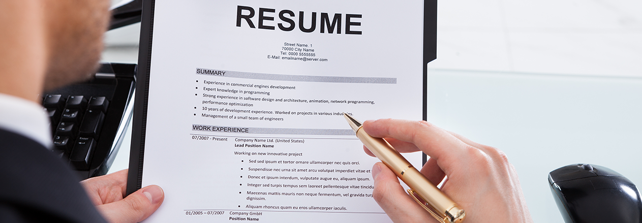 professional resume writers in mumbai