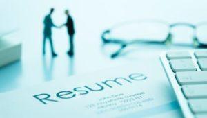 resume writing company